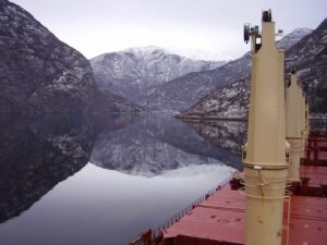 MacGregor's equipment package will also play a role in delivering more sustainable operations