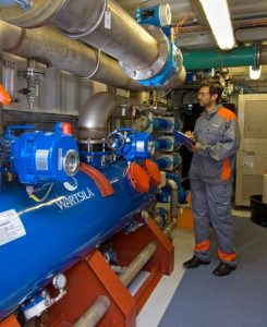 Wärtsilä Aquarius EC BWMS currently being tested for USCG type approval