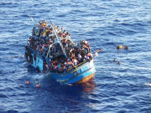 ICS Guidance on Large Scale Rescue Operations at Sea cover