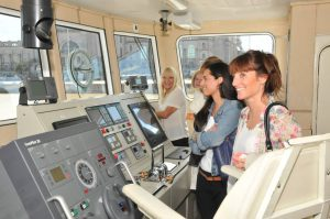 MBE at the helm of WISTA ARG