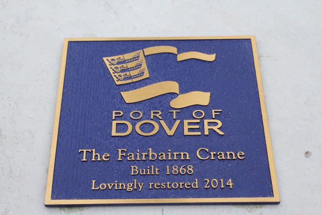 Port of DOVER the FC restoration p
