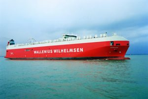 DNV GL carried out a pilot project for the VGP verification service with Wilh. Wilhelmsen on their ro-ro vessel, the MV Tarago
