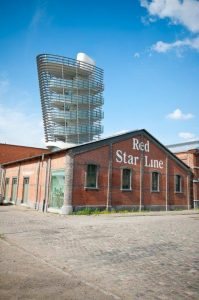 Red Star Line Museum. (c) Noortje Palmers.