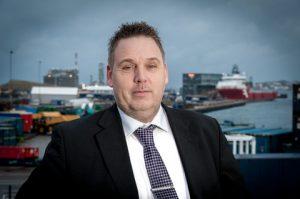 Georg Skivik Moltu, Director, Energy & Projects and Head of HSE & QA.