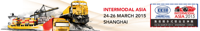 Intermodal 2015 Asia