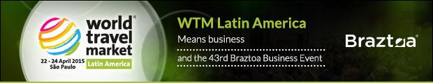 WTM South America 2015