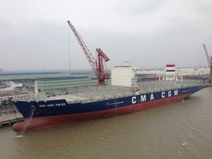 201501 CMA CGM Volga with 2nd BOSS system installed_lowres
