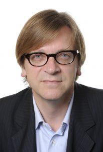 Mr Guy Verhofstadt, former Belgian Prime Minister