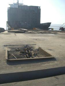 RL Kalthia Ship Breaking Pvt Ltd