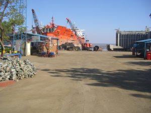 Shree Ram Vessel Scrap Pvt Ltd