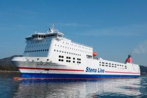 "The ""Stena Transporter"""
