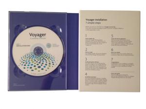 Voyager inside pack