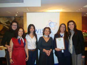 Marina Papaioannou, Maria Mavroudi, Dorothea Ioannou, Ioanna Topaloglou, Angie Hartmann, Helena Athoussaki