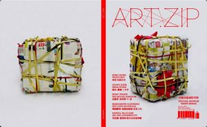 Cover of issue 5 of ART.ZIP.