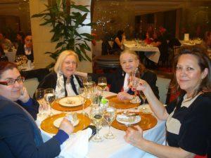 Eugenia Moschandreou, Jenny Pournara, Maria Stathopoulou, Maria Kouliga-Pavlou