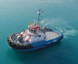 ASD 2810 tug boat