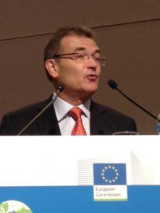ESPO Chairman, Santiago Garcia-Milà