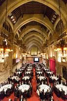 IMarEST Annual Dinner held at the Guildhall in London is one of the leading prestigious events in the global marine calendar