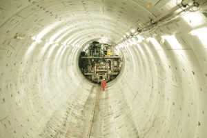 Lee Tunnel will connect with Thames Tideway Tunnel