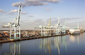 Port of Jacksonville Florida