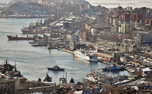 Port of Vladivostock