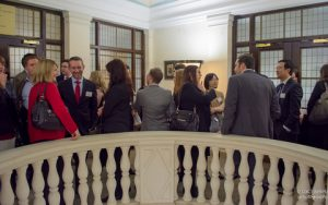 SPNL members' networking - photo credits: Lucy Navas