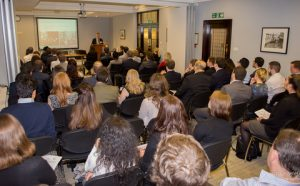 SPNL networking event held at the Baltic Exchange - Photo credit – Lucy Navas