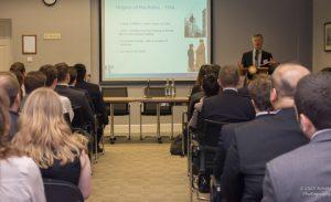 Speaker - Jeremy Penn, CEO of Baltic Exchange