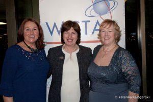 Angie Redhead, Sue Terpilowski and Teresa Stevens