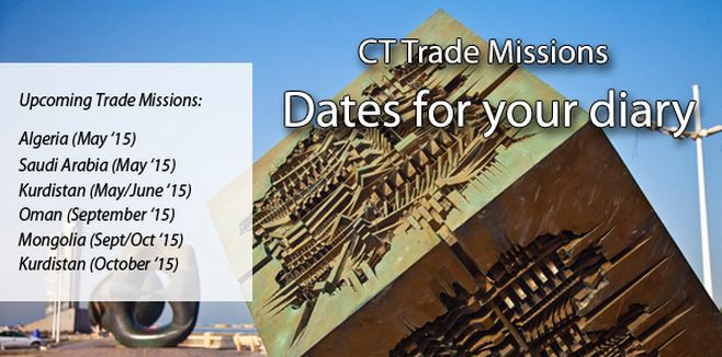 CT Trade Missions 2015