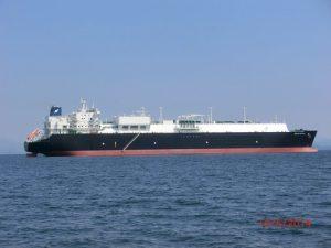 Image of a Golar LNG vessel