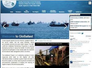 The revamped GloBallast website offers free access to online e-learning tools for anyone involved with the operational aspects of ballast water management.
