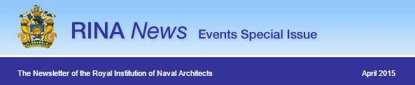 RINA Newsletter Apr 2015