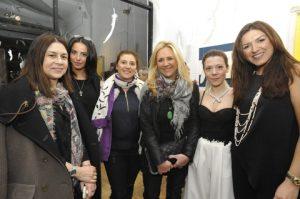 Rallia Psarrou, Rebeca Demelekian, Rita Apkarian, Maria Hatzipateras, Sofia Konstantopoulou-Papadopoulos, Eleni Malatou