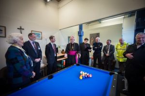 AoS Sheerness seafarers centre opening 2