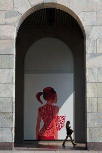 Obsession. By Caroline Gavazzi.