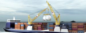 Protea Heavy Lift Cargo Crane