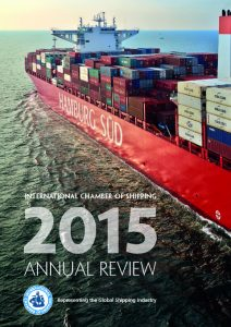ICS ANNUAL REVIEW 2015 COVER