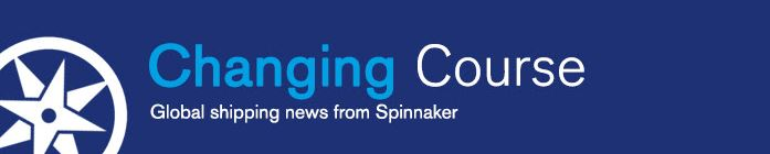 Spinnaker Changing Course  logo