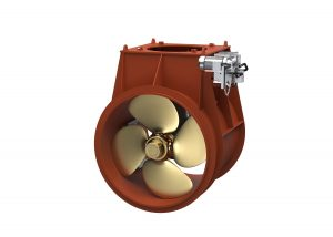 The Wärtsilä WTT11 tunnel thruster has successfully passed the final step of the Lloyd's Register (LRS) classification society's Type Approval process.