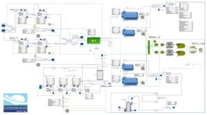 The LNGreen concept uses existing technology to improve energy efficiency and performance.
