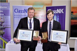 Winners of the inaugural SHIPPINGInsight Award last year were Stena Line and NAPA Group (a ClassNK company
