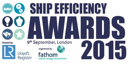 Ship Efficiency Awards 2015