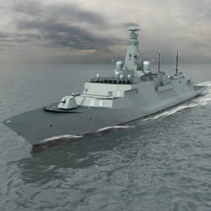 Type 26 Global Combat Ship 22