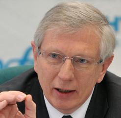 BV's CEO Didier Michaud-Daniel