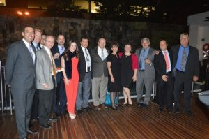 Fugro and Coremar mark new strategic alliance at reception 09s.jpg – celebrating the new strategic alliance that provides life-of-field solutions to the oil and gas industry in Colombia and the Caribbean.