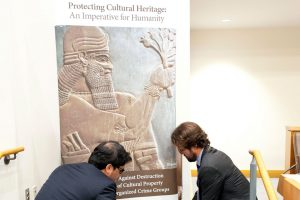 High-level ministerial event on ÒMoving together for the worldÕs heritageÓ