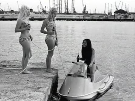 Ladies Day 1969 at Southampton Boat Show