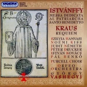 A recording of Benedek Istvánffy's St Benedict Mass.