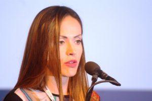Dr Lemonia Tsaroucha.